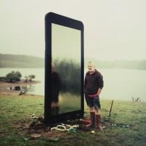 Objet Téléphone géant
